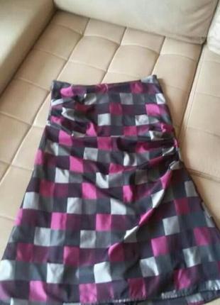 Вечернее платье бюстье с открытыми плечами, р.14/xl