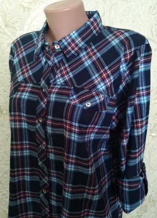 Турция! фланелевая рубашка.
