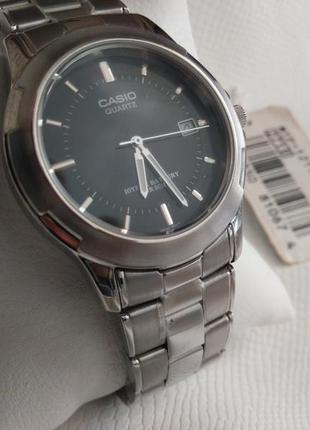 Наручные часы casio mtp-1219a мужские