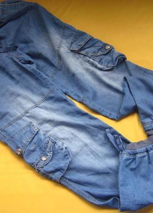 Фирменные джинсы штаны брюки,весна-лето