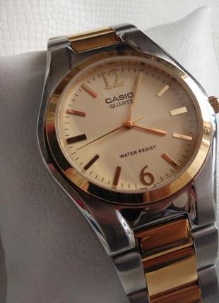 Супер цена. наручные часы casio mtp-1280sg-9a