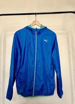 Puma оригинал супер ветровка,куртка,вітровка
