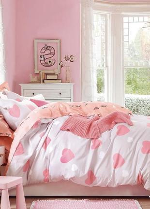Полуторное постельное белье для ребенка тм вилюта ранфорс, высокое качество, рис.19009