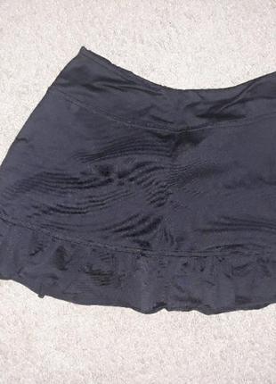 Спортивная юбка шорты xs/s