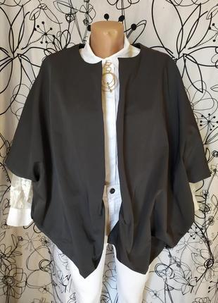 Пиджак оверсайз 100%коттон в стиле annette gortz