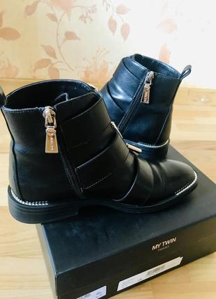Черевики twin-set ботинки