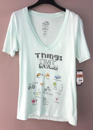 Крутая футболка! made in usa