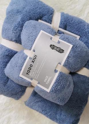 Набор мягких полотенец