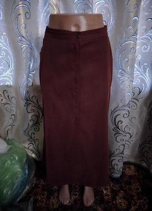 Классическая юбка на пышные формы elvi