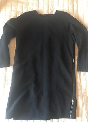 Платье cos, чёрного цвета