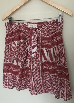 Французская юбка :naf-naf.размер 36