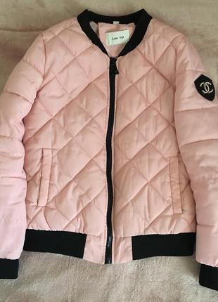 Куртка-бомбер lady yep