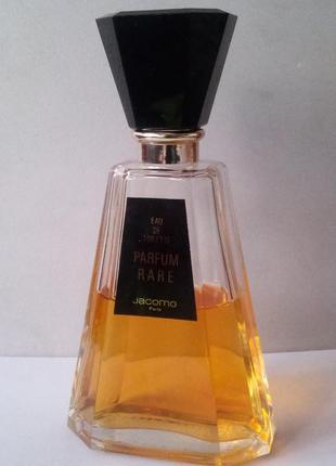 Jacomo parfum rare 5 мл пробник