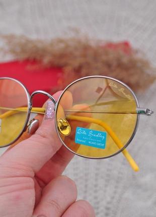 Солнцезащитные фотохромные очки от желтых к коричневым rita bradley polarized хамелеон