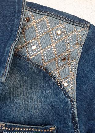 Джинсовка,джинсовая куртка, пиджак, жакет, куртка4 фото