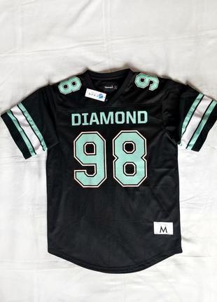 Футболка-джерси diamond supply co