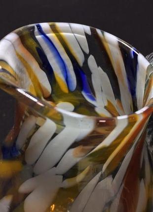 Разноцветный кувшин ссср 60-е