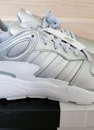 Топовые кожаные кроссовки adidas оригинал сша