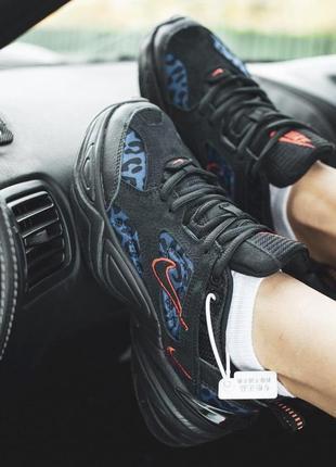 Шикарные женские кроссовки nike air m2k tekno