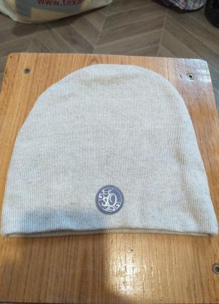 Трикотажная шапка унисекс.(2028)