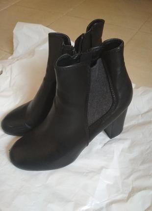 Итальянские ботиночки 37размер (6046)