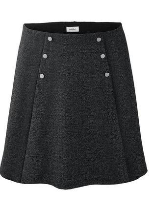 Фирменная юбка от tcm tchibo.германия.оригинал.