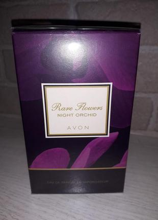 Rare flowers night orchids новинка от эйвон. акция.2 фото
