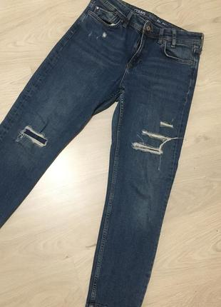 Джинсы mom jeans colins