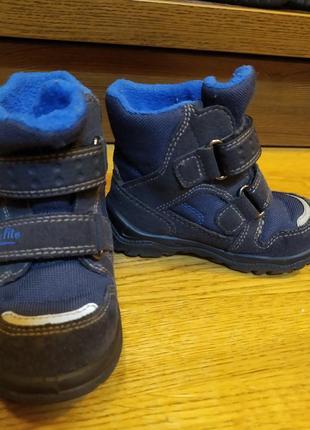 Термо ботинки зимние superfit, 24