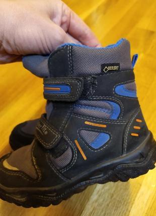 Зимние термо ботинки superfit, 26 р