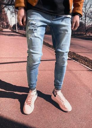 Джинсы ультра модные