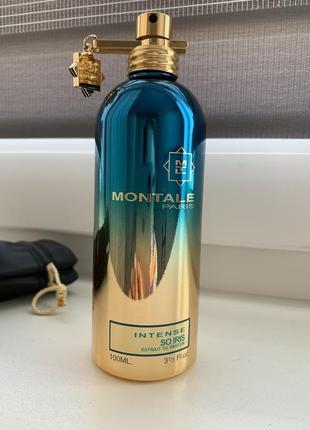 Парфюмированная вода montale intense so iris extrait de parfum унисекс 100 мл
