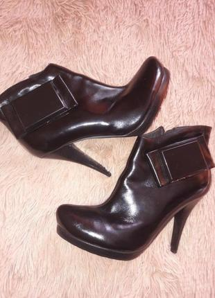 Ботильйоны ботинки сапоги