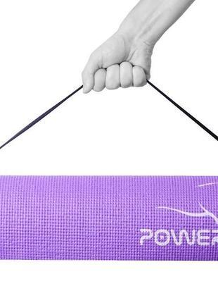 Коврик для йоги 183 см *61см