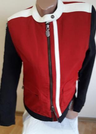 Отличная  летняя куртка harley davidson, s