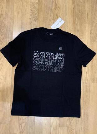 Calvin klein футболка оригинал