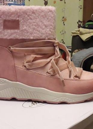 Прекрасные новые ботиночки. распродажа!