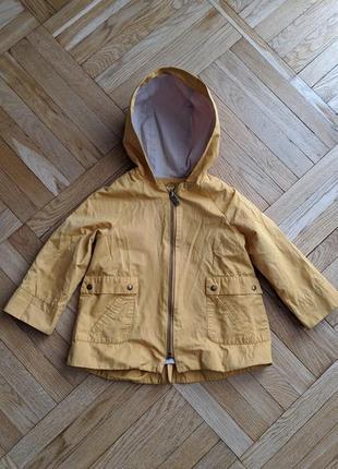 Куртка ветровка плащик зара