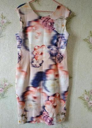 Фирменное платье миди next футляр