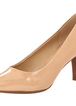 Туфли кожаные geox. оригинал
