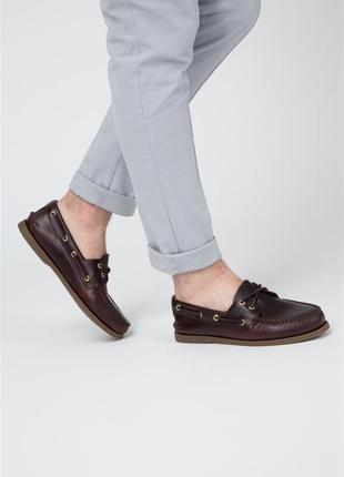 Статусные туфли, мокасины, топсайдеры louis classic 44-45