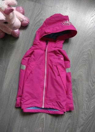 2-4г didriksons ветровка куртка мембранная