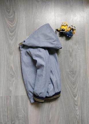 98р ветровка куртка бомбер