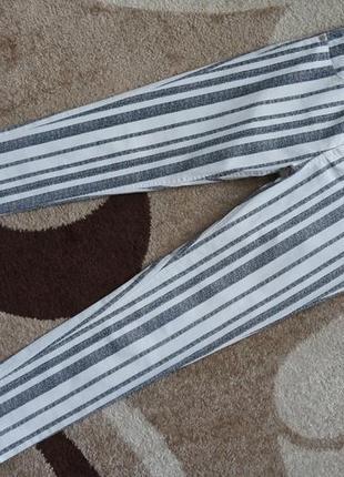 Broadway укороченные джинсы скинни. размер m