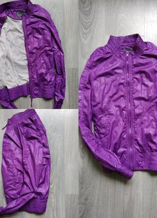 L-ка ветровка куртка бомбер