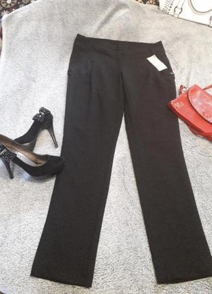 Натуральные легкие классические брюки  ,46,размера