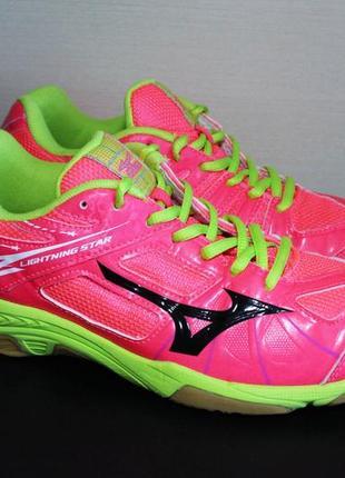 Оригинал mizuno lightning star кроссовки волейбол