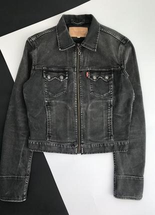 Оригинал джинсовая куртка levi's