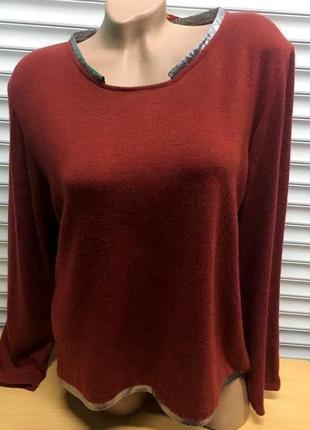Красивый,стильный , нарядный свитер , свитшот , реглан , кофта