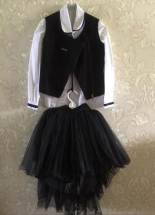 Школьный костюм зиронька